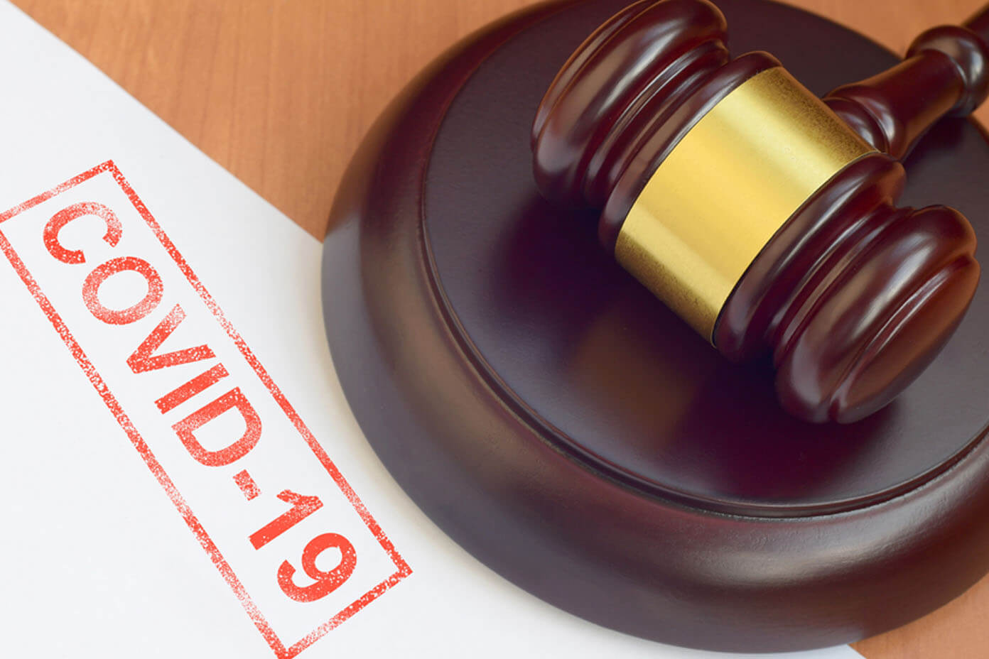 Legal Sector's COVID-19 Adaptation to Challenges